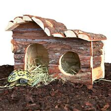 NUOVO TRIXIE Natural Living in legno Hanna House CRICETO PET ratto Gerbil cavia