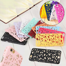 Case Cover Snap On Hollow Birds Nest For Apple iPhone4S 5S 6 6S Hard Patterned