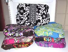 VERA BRADLEY RETIRED STYLE & PATTERNS CHOICE OF 1  LG MESSENGER BAG TOTE NWT