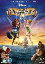 TINKER BELL AND THE PIRATE FAIRY DVD - - NEW / SEALED DVD