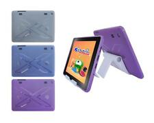 """View Stand Holder + TPU Skin Case Cover for Insignia Flex 8"""" NS-15AT08 Tablet"""