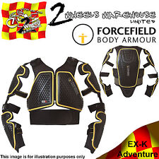 FORCEFIELD EX-K HARNESS ADVENTURE L2 BACK CHEST & ARM PROTECTION BODY ARMOUR EXK
