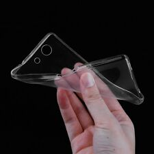 Ultra Thin Transparent Clear TPU Silicone Soft Case Skin Cover For Sony Xperia