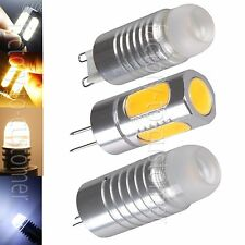3W 7.5W G4 G9 LED Light COB Spotlight lamp bulb Home Garden Warm Cool White DL
