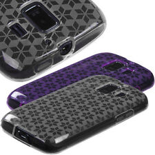 Silicone Gel Soft Phone Protector Hard Case Cover for Huawei Fusion 2 U8665 AT&T