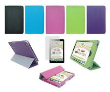 "Folio Skin Cover Case and Screen Protector for Lenovo Miix 2 8"" Tablet Windows 8"