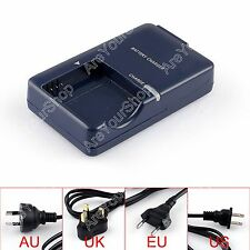 CB-2LVE Battery Charger For Canon Digital IXUS 220HS/115HS/230HS 120/130/110 IS