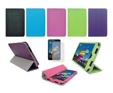 Folio Skin Cover Case and Screen Protector for HP Stream 8 5801 Tablet
