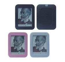 for Barnes Noble Nook Simple Touch GlowLight BNRV300 Soft Rubber Skin Cover Case