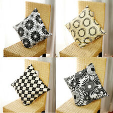 "2x Fashion Couch Sofa Bed Decorative Throw Pillow Case Cushion Cover 17"" x17"""