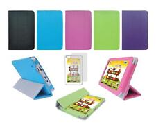 """Folio Skin Cover Case and Screen Protector for Azpen A720 7"""" Tablet"""