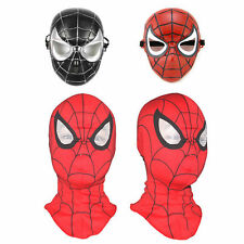 Superman Spiderman Halloween Party Child Kids Fancy Gloves Costume Cosplay Masks