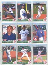 2009 Chattanooga Lookouts Lucas May Chesterfield Missouri MO Baseball Card