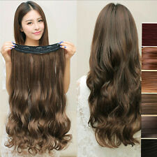 Sexy Women Fashion Long Wavy Curly Hair Cosplay Costume Party Full Wig/Wigs DIY