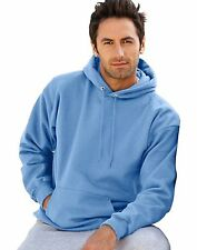 2 Hanes Ultimate Cotton Pullover Adult Hoodie Sweatshirts F170