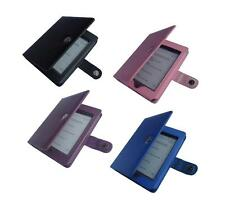 "for Amazon Kindle Touch 6"" 2012 Reader PU Leather Folding Folio Skin Cover Case"