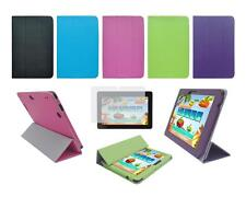 "Folio Skin Cover Case and Screen Protector for Amazon Kindle Fire HDX 8.9"" 2014"