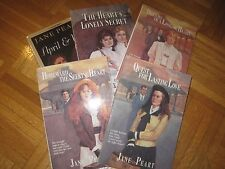 5 Books in the Orphan Train West Series by Jane Peart Very Good Con. Paperbacks