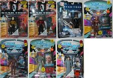 STAR TREK -figures Playmates Choose: The Next Generations/First Contact