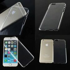 Hot Slim Clear Crystal Transparent Hard PC Case Cover Skin For Mobile Telephone