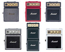 Marshall Micro Amp MS 2 Available In 5 Colours OR MS4 In Black Choose Your Micro