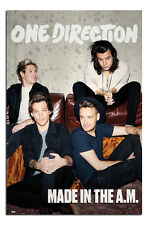 One Direction Official Album Made In The AM Poster New - Maxi Size 91.5cm x 61cm