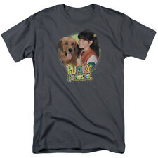 Punky Brewster Sitcom TV Series NBC Punky & Brandon Adult T-Shirt Tee