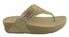 FITFLOP FLARE WOMENS COMFORT SHOES/SANDALS/THONGS/ARCH CONTOUR/MICROWOBBLEBOARD