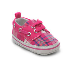 Blue Baby Girls' 'P-Leppy' Tennis Shoes in Pink