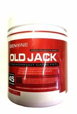Genone OLD JACK 45 servings Pre-Workout Powerhouse - PICK FLAVOR