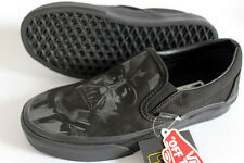 Vans Classic Slip On Star Wars Darth Vader Shoes Trainers Slippers