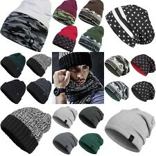 SUR CLASSIC STREET BEANIE HAT WINTER SLOUCH LONG DIAMOND women and men