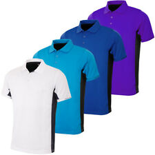 Proquip Golf 2017 Mens Technical Block Short Sleeve Tech Polo Shirt