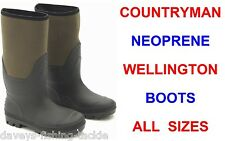 IKONIX COUNTRYMAN NEOPRENE MUCK BOOTS FISHING HUNTING HIKING WINTER WELLINGTON