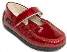 Umi Toddler Girls Moraine B Mary Jane Loafer Dress Shoes Cherry 322603