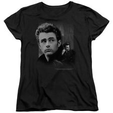 James Dean Icon Movie Actor Not Forgotten Women's T-Shirt Tee