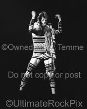 David Bowie Photo 16x20 Black and White Concert Photo in 1973 by Marty Temme 1A
