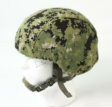 Issued NWU Type III AOR2 Helmet Cover VARIOUS SIZES Velcro Navy NSW MICH