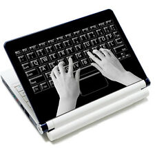 "Keyboard Player 10.6""-15.6""Inch Vinyl Laptop Notebook Skin Sticker Cover Decal"