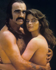 ZARDOZ SEAN CONNERY CHARLOTTE RAMPLING PHOTO OR POSTER