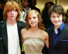 HARRY POTTER DANIEL RADCLIFFE EMMA WATSON PRINT PHOTO OR POSTER