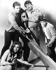 LAND OF THE GIANTS GARY CONWAY DEANNA LUND CAST PHOTO OR POSTER