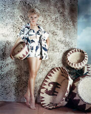 SHEREE NORTH BAREFOOT LEGGY PIN UP PHOTO OR POSTER