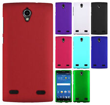 For AT&T ZTE ZMAX 2 Z958 Rubberized HARD Protector Case Phone Cover Accessory
