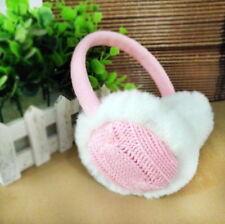 Women Faux Fur Earmuffs Earwarmers Earlap Winter Warmer Headband Ear Muffs Hot