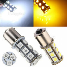 White 1156 BA15S SMD 18-5050 LED Light Brake Bulb Car Stop Turn Tail DC 12V 89