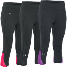 Under Armour 2016 Womens UA Fly By Run Capri Baselayer Bottoms