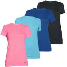 Under Armour Womens UA Favorite Shortsleeve Crew Neck T Shirt Tee