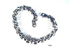 Big Links Bracelet Stainless Steel Chain Mens Women's Couples Fashion Jewelry