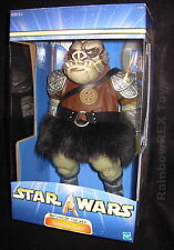 "Star Wars 2002 GAMORREAN GUARD 12"" Figure Return Of The Jedi  Mint in Box"